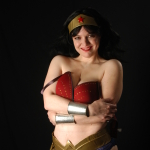Wonder Woman cosplay deviants sample