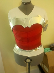 DCnU-wip (7) wonder woman costume