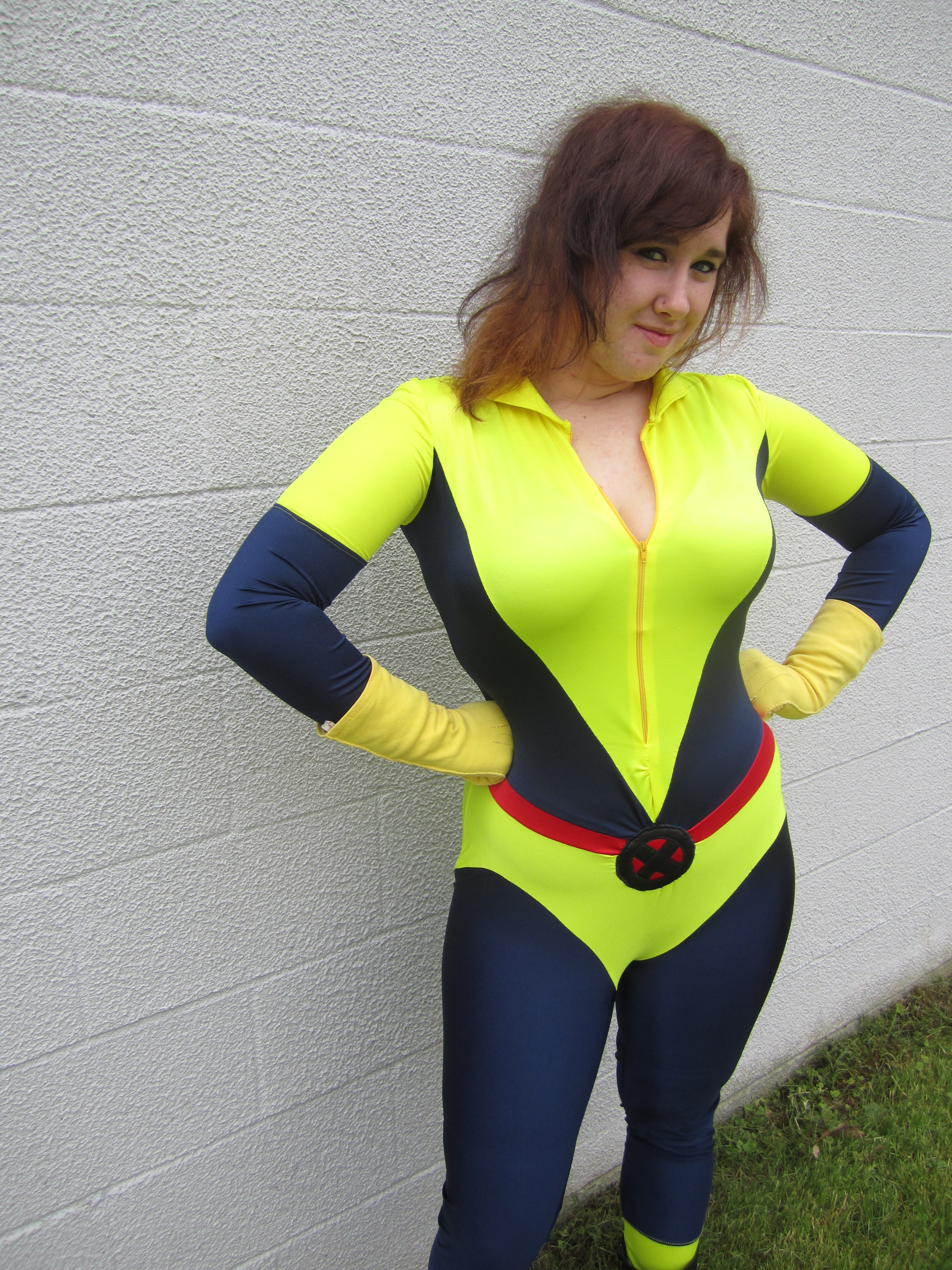 Ashely X-Men Kitty Pry...
