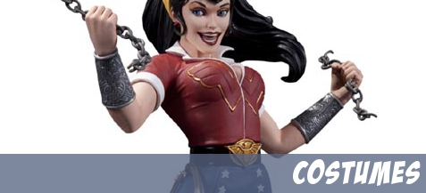 Costume: Bombshell Wonder Woman (DC)