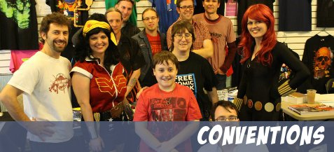 #FCBD 2013 photos from @ComicFusion, NJ