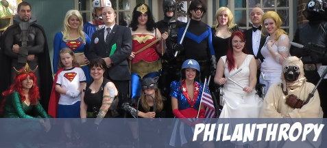 Superhero Weekend recap #SHW2013