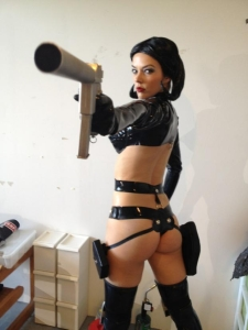 adriannecurry aeonflux