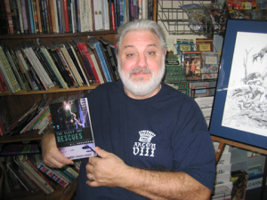 CJ HENDERSON - BELOVED AUTHOR OF ALL THINGS PULP