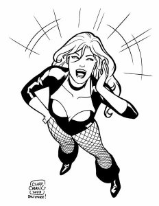 black-canary cliff chiang