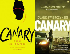 canary-covers duane swierczynski