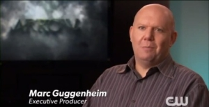 """ARROW"" SHOWRUNNER MARC GUGGENHEIM"