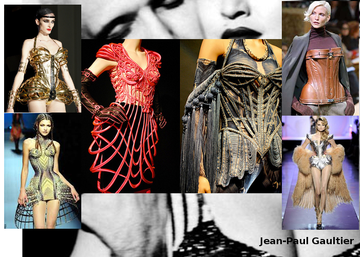 gaultier-collage
