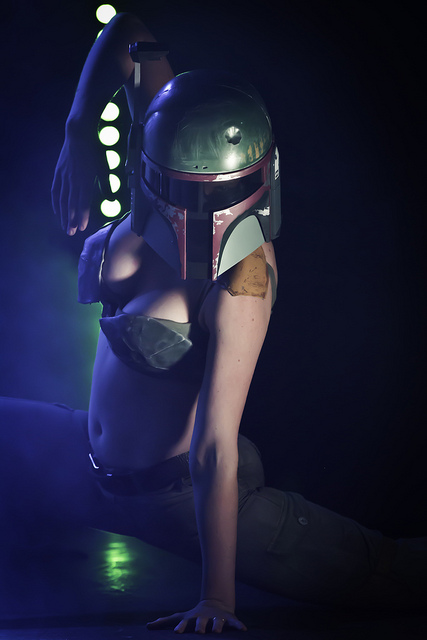 PHOTO BY DARRIN ROBINSON - VANGUARD STAR WARS BURLESQUE