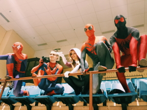 spiderverse cosplay gscf