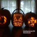 Amber Love Gotham Penguin Pumpkin