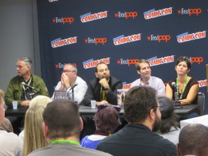nycc scifi panel 2015