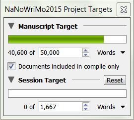 DAY 20: 40K WORDS