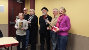 MWA AUTHORS WITH RAFFLE WINNERS