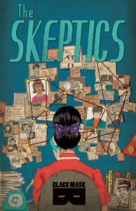 skeptics comic cover