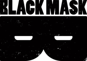 Black Mask logo