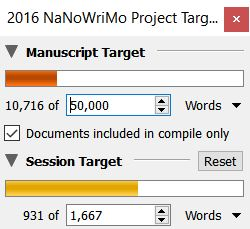nanowrimo scrivener writing