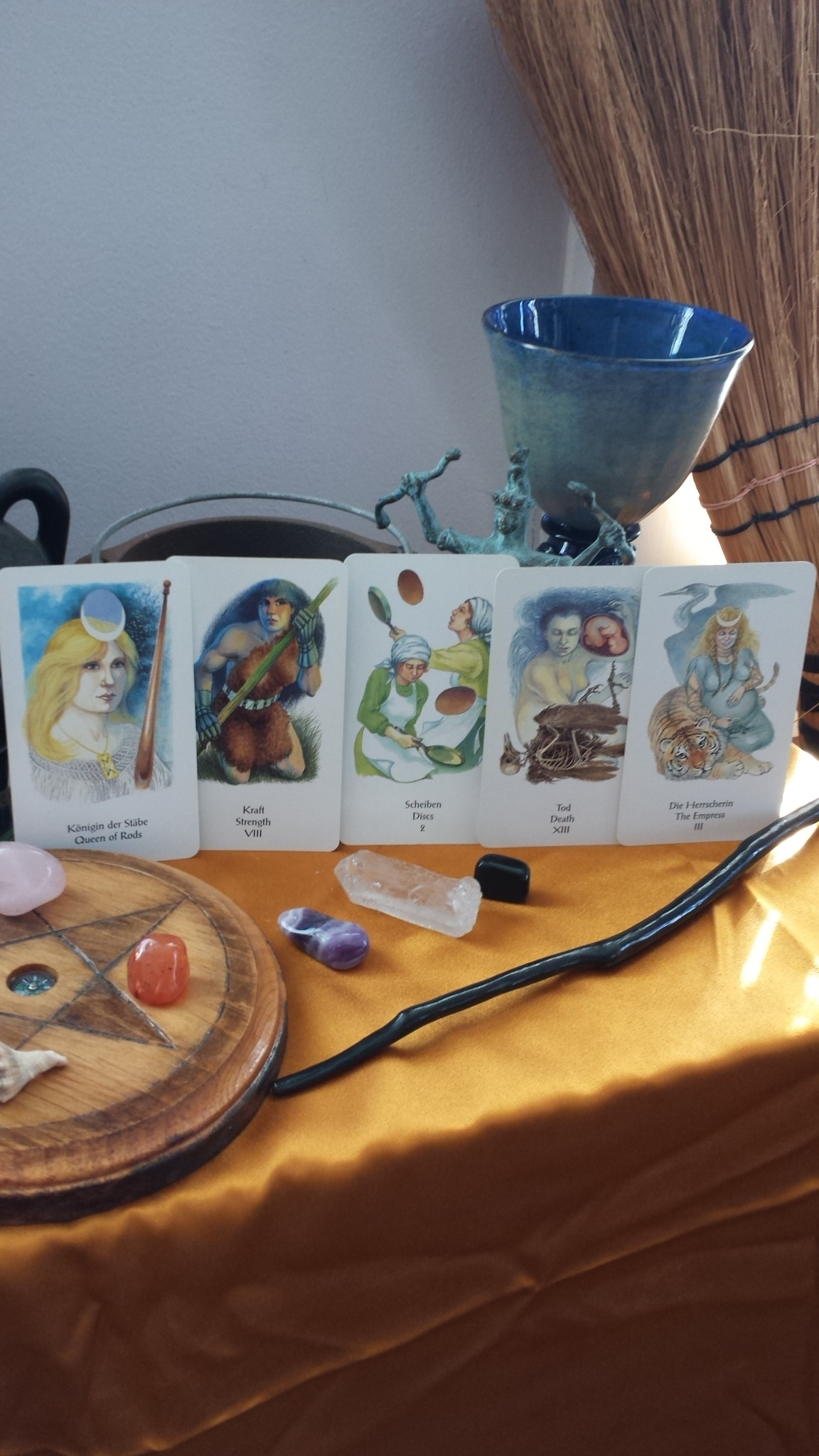 2017 March 20 Altar Amber Love