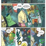 Helena Crash issue 1 pg1