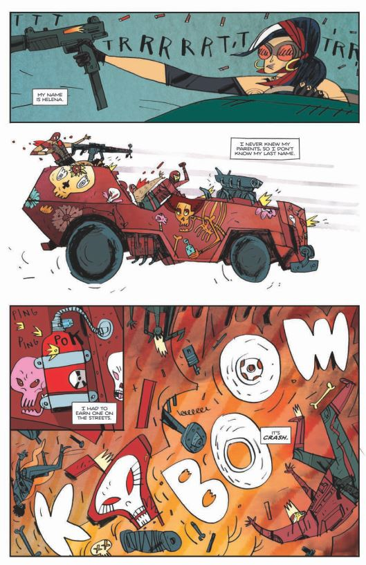 Helena Crash issue 1 pg5