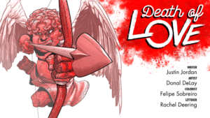 Image Comics Death of Love