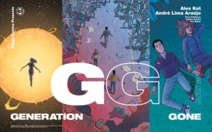 Image Comics Generation Gone