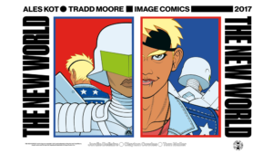 Image Comics New World