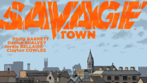 Image Comics Savage Town