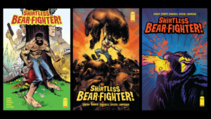 Image Comics Shirtless BearFighter