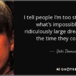 Debi Thomas quote figure skater