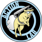 Action Lab Entertainment comics logo