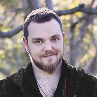 Devin Hunter author photo Llewellyn