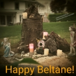 Beltane Fairy House