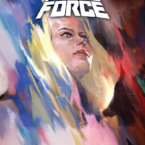 Faith & Future Force #1 cover A DJURDJEVIC