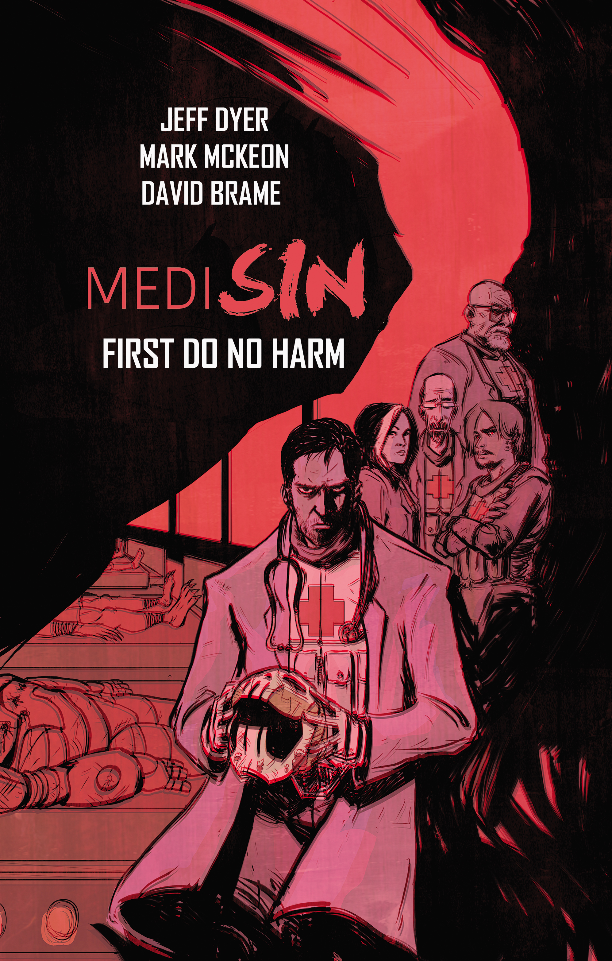 MediSin Volume 1 Cover