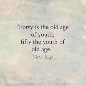 victor hugo age quote