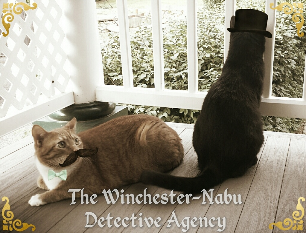 Winchester-Nabu Detective Agency Gus and Ollie IMG_20170629_071041_304