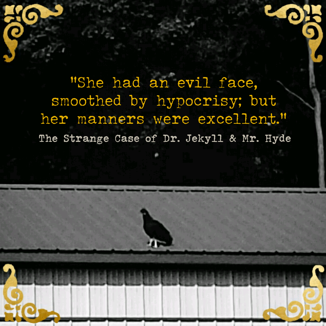 vulture Jekyll Hyde quote