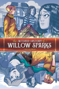 Willow Sparks cover
