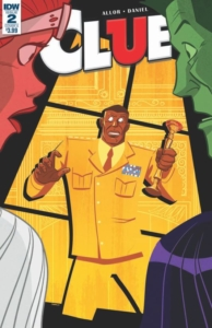 Clue issue 2