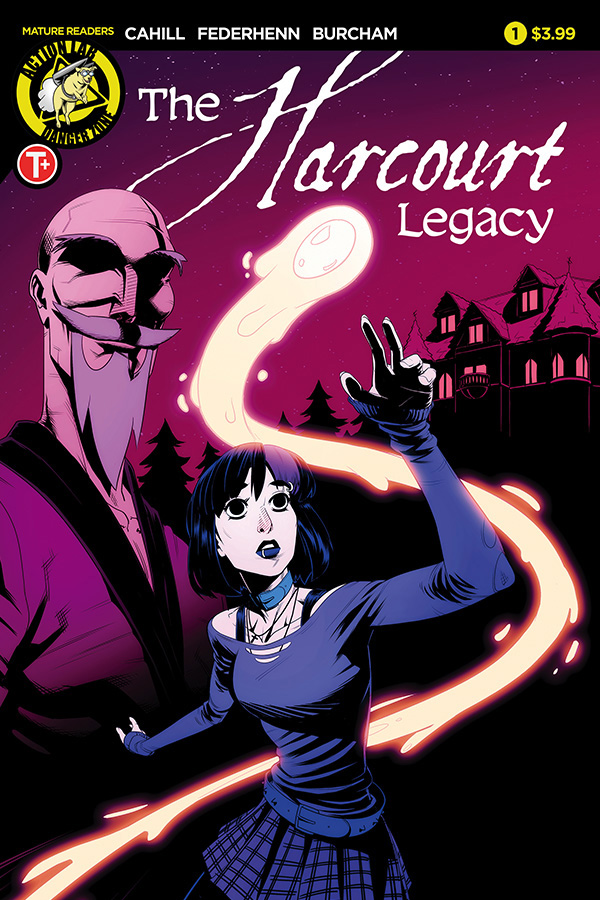 Harcourt Legacy #1 Cover A