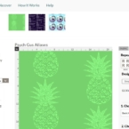 Spoonflower shop page