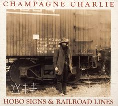 hobo signs trains railroad