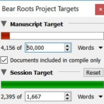 NaNoWriMo Bear Roots