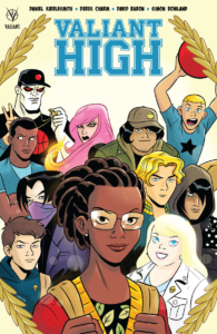 valiant high cover