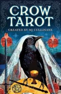 crow tarot box cover