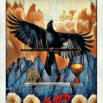 crow tarot the Magician