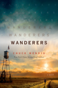 book cover Wanderers
