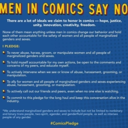comics pledge meme