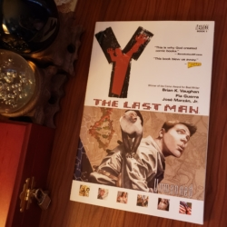 y the last man cover